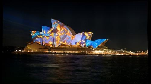 Sydney Opera House at Sydney Festival