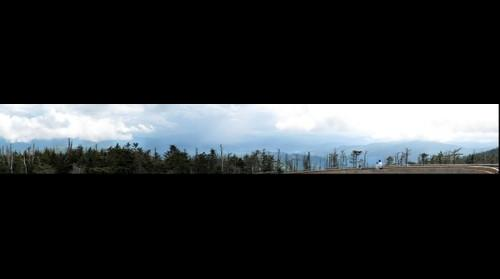 Clingman's Dome - Southern View