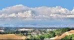 Stanford University from Foothill Park, Palo Alto 