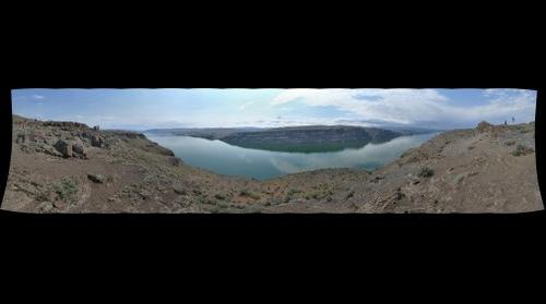Columbia River at Vantage