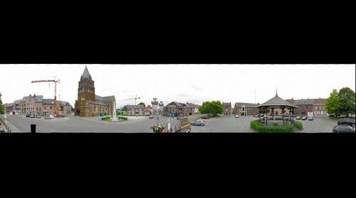 panorama halen