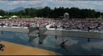 National D-Day Memorial, 65th Anniversary, Bedford, Virginia