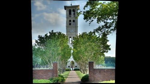 Furman Bell Tower 6-7-09