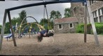 On the Tire Swing