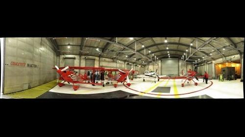 Hill AFB Air Show, Getting Ready