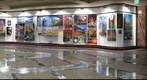 trotter art display- metropolitan square- st louis mo- jim trotter