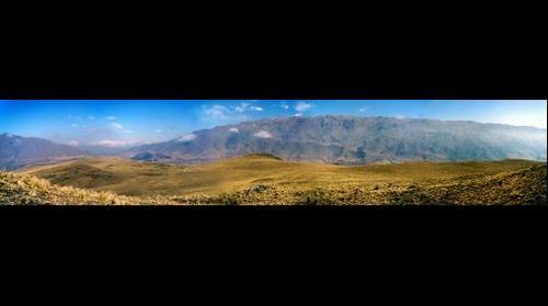 Vista de Tafi del Valle - TUCUMAN - ARGENTINA