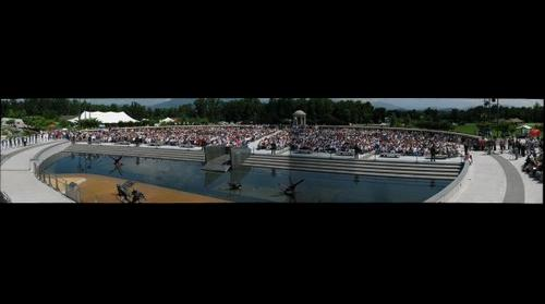National D-Day Memorial, Bedford, Virginia, 65th anniversary of D-Day