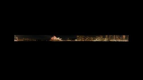 Brian Eno's Sydney Festival at Night
