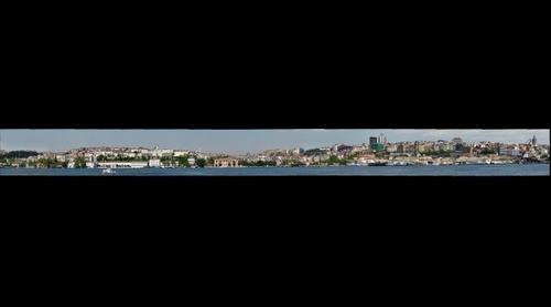 İstanbul Halic ve Galata