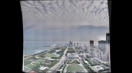 Chicago Millenium Park Lakefront