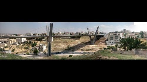 Abdoun Bridge, Amman, Jordan