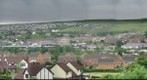 Tredegar, taken looking West from just Noth of number 9