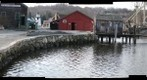 The Clam Shack and Other Buildings at Mystic Seaport
