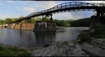 Ohiopyle Low Bridge on the Great Allegheny Passage