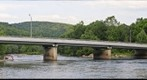 Rt 381 Highway Bridge over the Youghiogheny River at Ohiopyle, PA