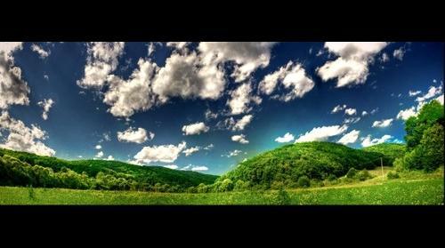 Romania - Summer Landscape