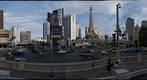 On The Strip - Las Vegas Boulevard and Flamingo Road