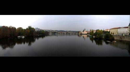 Rio Moldava - Praga
