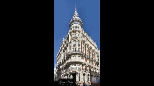Gran Hotel. Cartagena