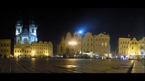 Praga - Plaza Vieja