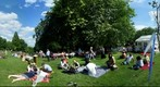 Brockwell Park Summer feast 2009