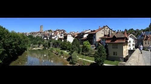 Ville de Fribourg (Suisse)