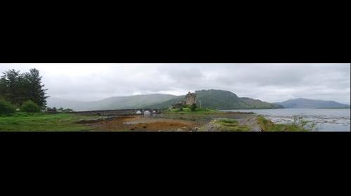 Elieam Donan Castle