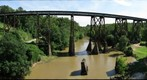 Railroad Bridge over the Saluda River - Easley, SC
