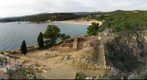 Iberian site in Castell Beach - Costa Brava