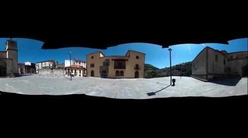 Plaza de la Oliva - Cangas del Narcea