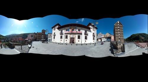 Palacio Conde Toreno - Ayuntamiento - Cangas del Narcea