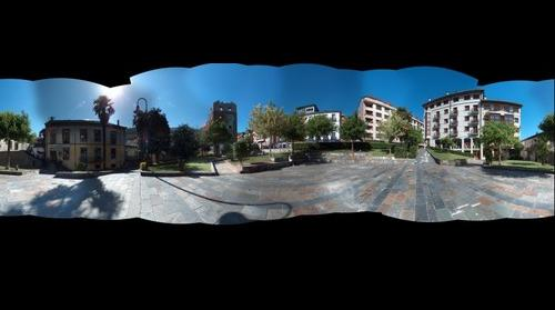Parque de la Reguerala Cangas del Narcea