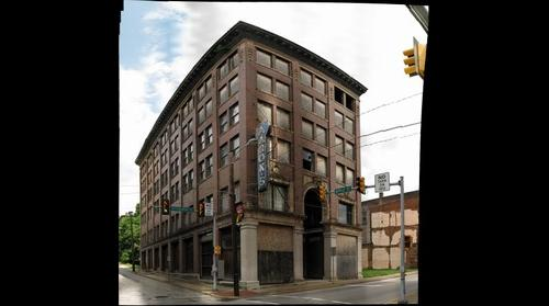 Former Aaron's Furniture Building, Connellsville, PA