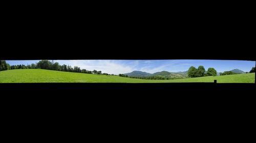 Near Peillonnex, Haute-Savoie, France
