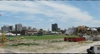 Detroit Tiger Stadium Demolition