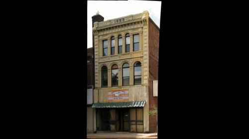 Dry Goods Building, Crawford Avenue, Connellsville, PA