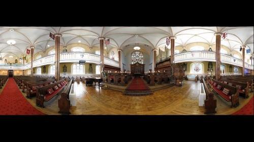 St James Church, Poole (Interior)