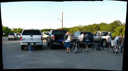 San Antonio Astronomical Association - June 24, 2009
