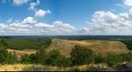 Waterschei: view from the top of the highest slag heap