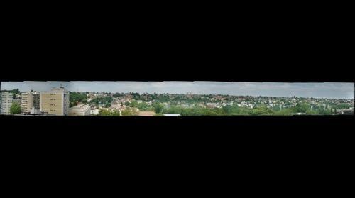 France : Viry-Chatillon en Essonne, vue panoramique 1/2 - 77livres