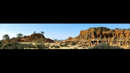 Broken Hill, Torrey Pines, San Diego, California