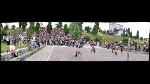 Mauerpark Sunday Karaoke