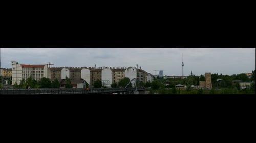 Berlin Prenzlberg. Westfront.