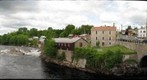 Keeseville, New York (Cloudy)