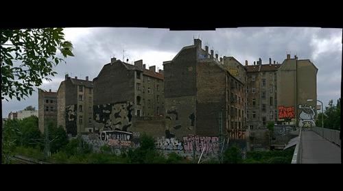 Berlin Backyard (updated)