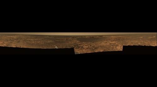 Beagle Crater