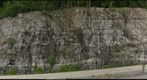 Hague Gneiss Roadcut