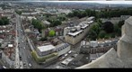 GP19 Park Street Bristol from the top of The Wills Memorial Building 1
