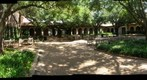 Rice University: RMC Courtyard - Prior to Meeting Jodi and Christina